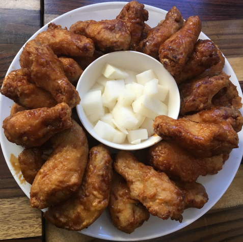 bonchon wings