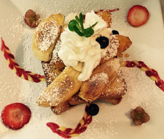 la maude french toast
